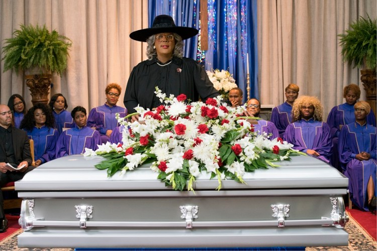 Say Your Goodbyes! | TYLER PERRY'S A MADEA FAMILY FUNERAL – In Theaters This Friday