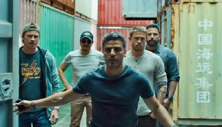 NetFlix's TRIPLE FRONTIER | Official Trailer