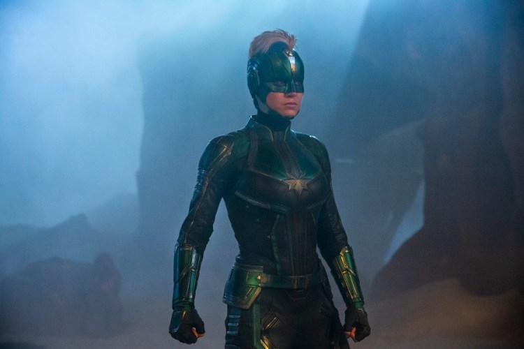 The Larson Effect   Marvel Studios' CAPTAIN MARVEL: Review