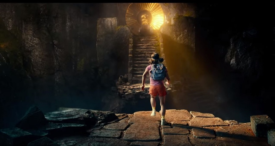 DORA AND THE LOST CITY OF GOLD   First Look