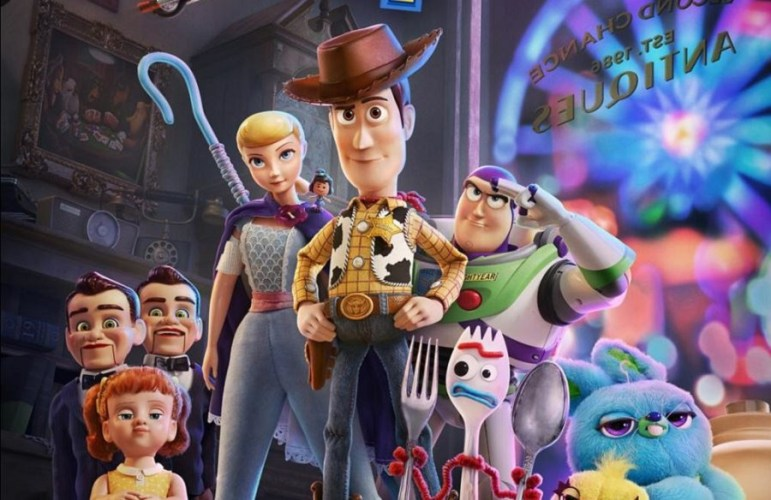 Disney/Pixar's TOY STORY 4 | First Official Trailer