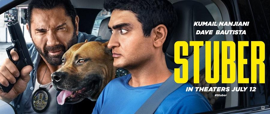 STUBER | Poster & Trailer Debut