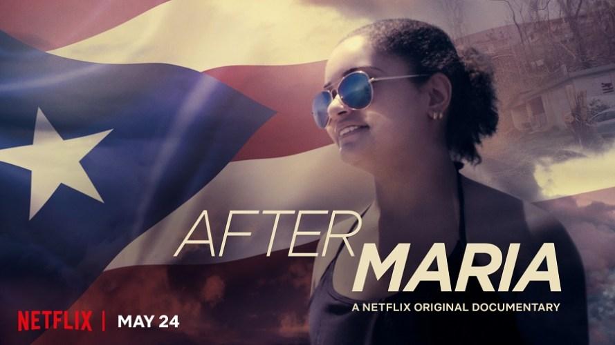 Netflix's AFTER MARIA | Trailer Debut
