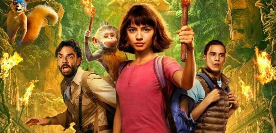DORA AND THE LOST CITY OF GOLD | Blu-ray Giveaway