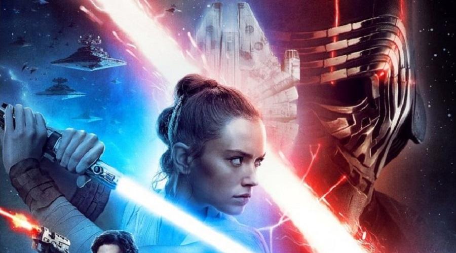 STAR WARS: RISE OF SKYWALKER   Final Poster & Trailer