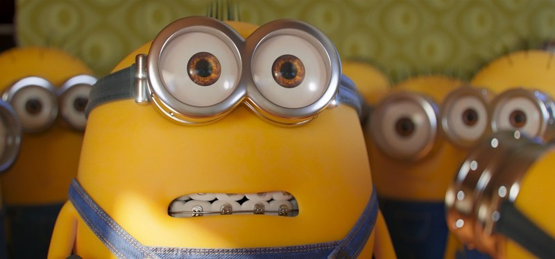 MINIONS: THE RISE OF GRU | Official Trailer