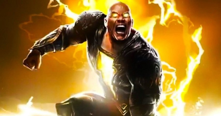 BLACK ADAM | Teaser – DC FanDome Exclusive