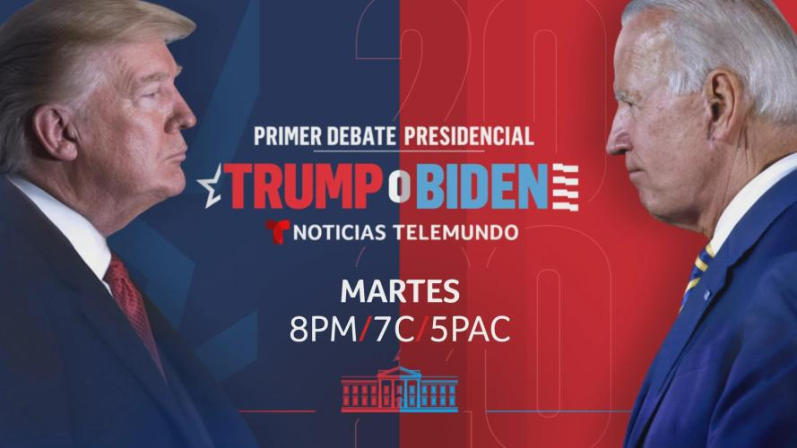 Telemundo Announces Multiplatform Coverage Of The First Presidential Debate