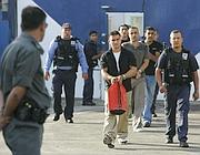 I primi detenuti palestinesi escono dal carcere di Ofer (Ap)