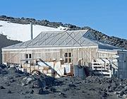 La capanna di Shackleton a capo Royds