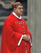 Il cardinale Crescenzio Sepe (Eidon)
