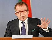 Il ministro dell'Interno, Roberto Maroni (Ansa)