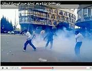 Spari in piazza (Al Jazeera)