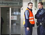 Agenti persso la sede della Swissnuclear (Reuters)