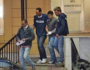 L'arresto di Marco Luzi (Proto)