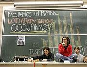 Occupazione all' Università La Sapienza - (Vincenzo Tersigni / Eidon)