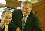 Lo scherzo del premier  Topolànek fa arrabbiare la Repubblica Ceca