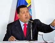 Il presidente venezuelano Hugo Chavez (Reuters)