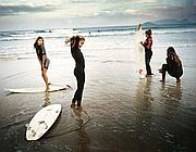 Surfisti a Florianópoli (foto Lorenzo Castore)