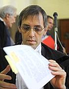 Niccolò Ghedini, uno degli avvocati del premier (Ansa)