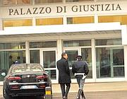 Il palazzo di Giusizia di Brescia (Cavicchi)