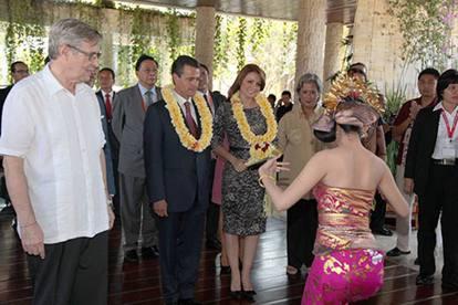 Angélica Rivera, first lady e modella, fa discutere il Messico