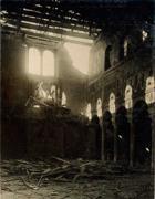 Sant'Apollinare a Ravenna dopo le bombe