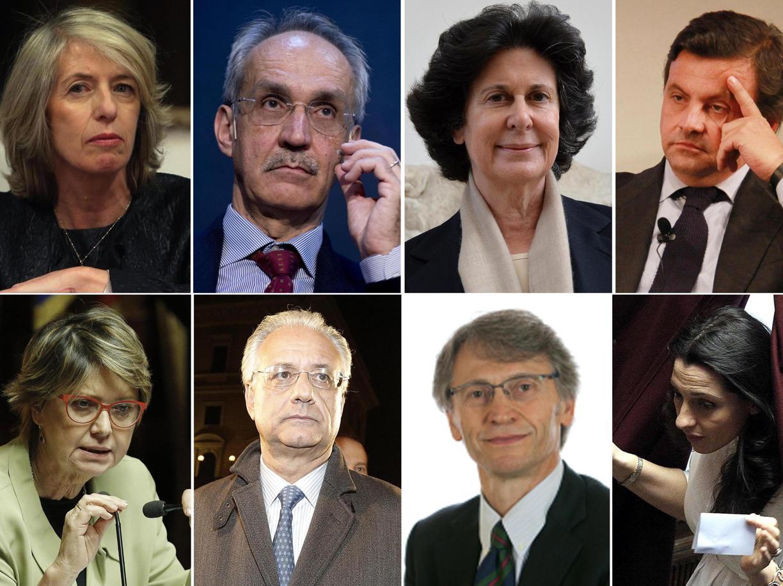 Otto idealisti pronti a fare la storia dell'Italia