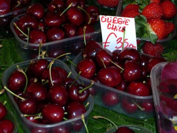 Maltempo, vola il prezzo delle ciliegie. Dai 20 euro al chilo di Milano ai 4 euro di Bari - Corriere.it