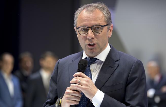 Stefano Domenicali sta per diventare nuovo capo della F1 al posto di Carey  - Corriere.it