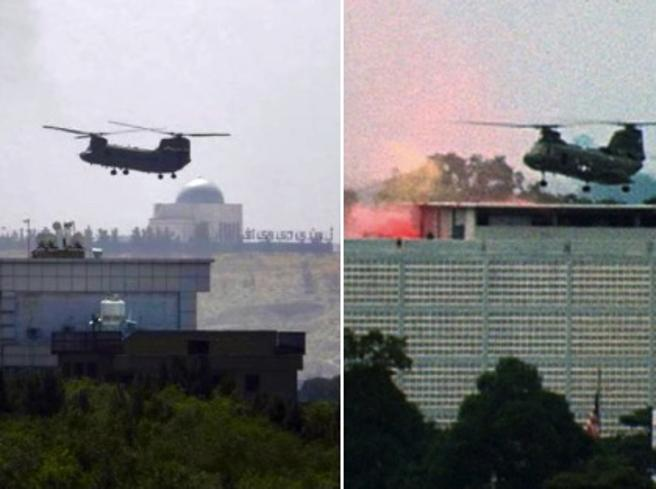 Kabul come Saigon, quel parallelo storico attraverso le immagini-  Corriere.it