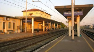 La stazione di Campiglia