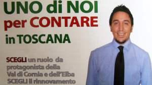 Il manifesto elettorale di Tortolini