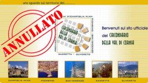 Il sito internet del Circondario della Val di Cornia