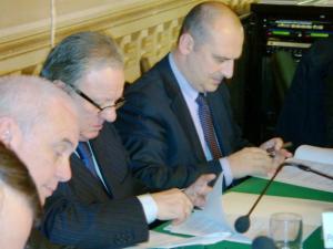 La firma del Protocollo 2010 per la SS398