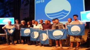 consegna bandiera blu