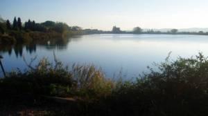 Il laghetto dell'acqua calda