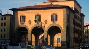 Palazzo della dogana sede della CCIA di Livorno