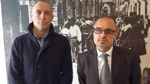 Antonio Baronti e Alessandro Ciapini