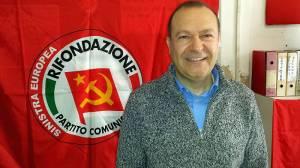 il candidato sindaco Fabrizio Callaioli