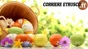 Buona Pasqua dal Corriere Etrusco