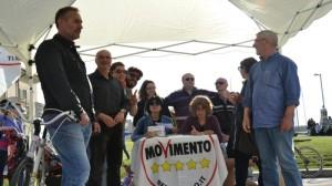 M5S San Vincenzo 4 maggio 2014 - per Corriere Etrusco