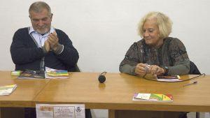 Pablo Gorini e Loretta Mazzinghi