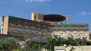 l'ospedale di Portoferraio