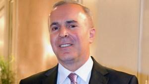 Vaqif Sadıqov Ambasciatore dell'Azerbaigian