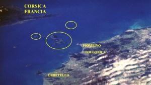 Foto satellitare per comprendere la situazione