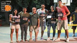 i vincitori del torneo