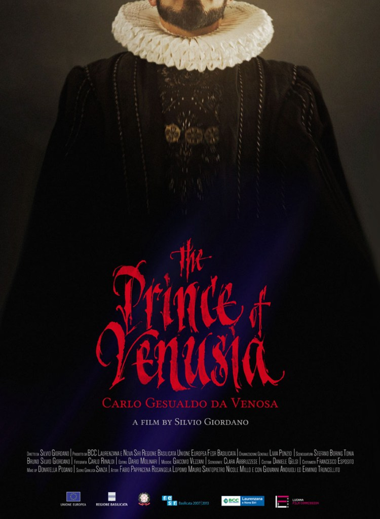 "La locandina del film ""The Prince of Venusia"""