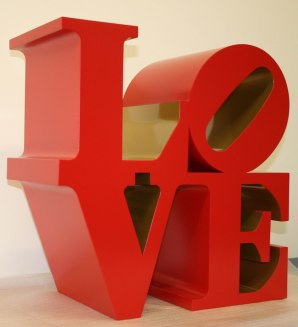 Love di Robert Indiana