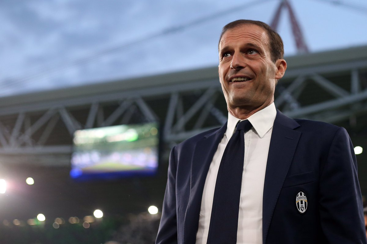 massimiliano allegri camp livorno